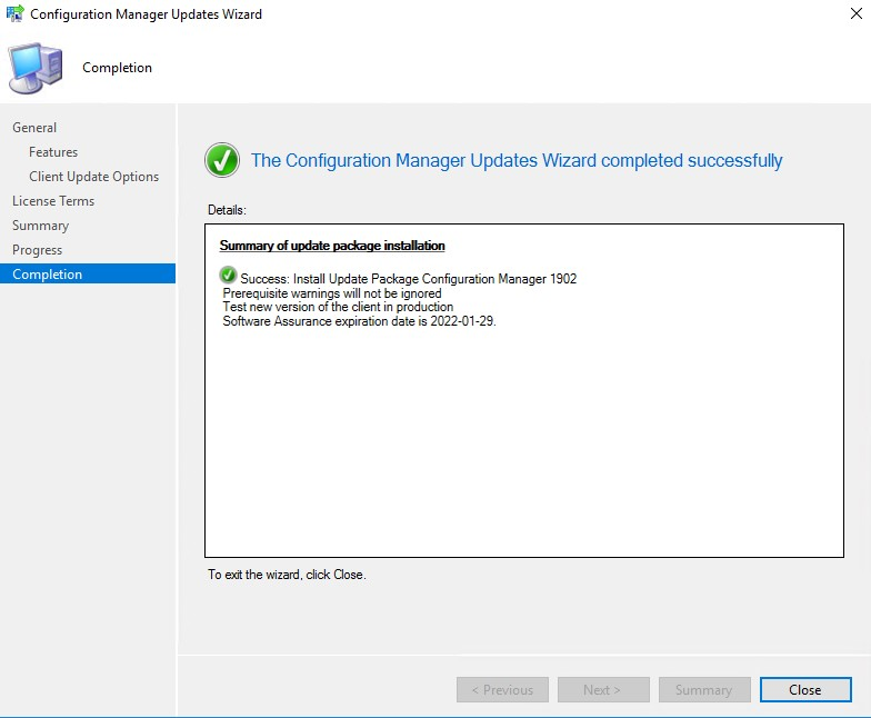 SCCM-update-completion