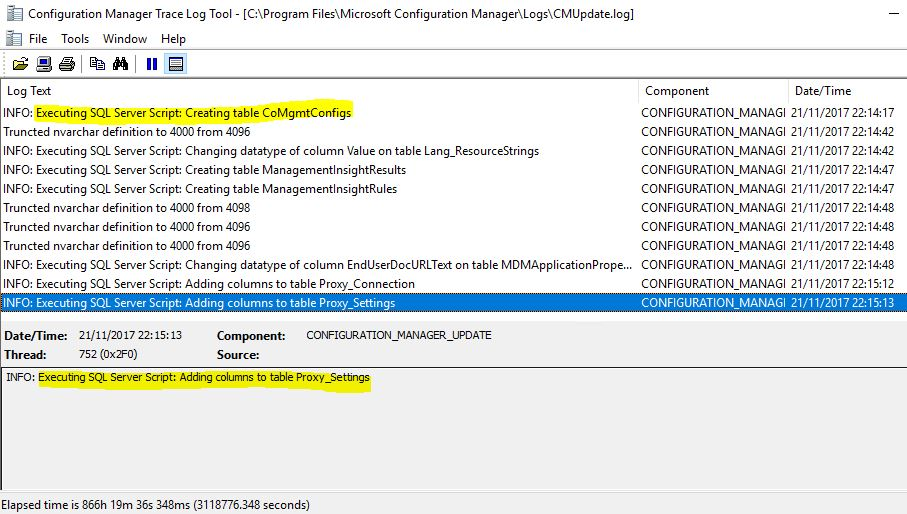SCCM_Upgrade_1710_Install_Update_Logs2