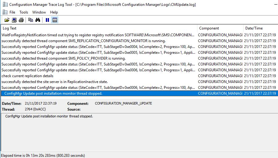 SCCM_Upgrade_1710_Install_Update_Logs3