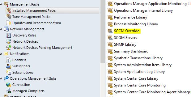 SCOM_Tune_MP_SCCM