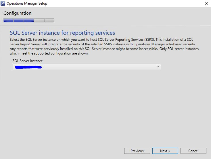 SCOM_install_reporting_SRS